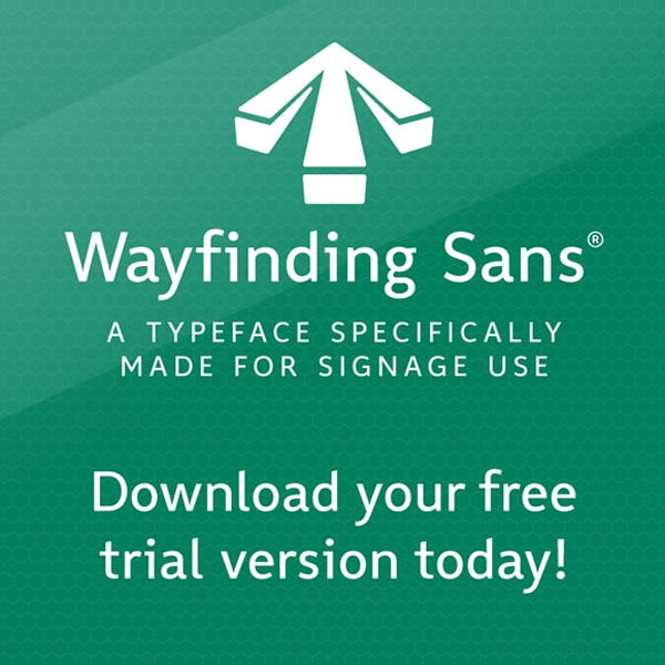 Wayfinding Sans