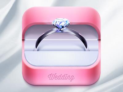 Wedding App icon
