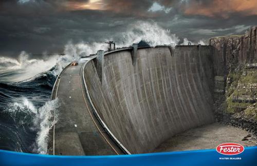 Fester: Dam Advertising Poster-16