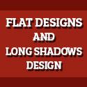 Post thumbnail of Flat Designs and Long Shadows Design