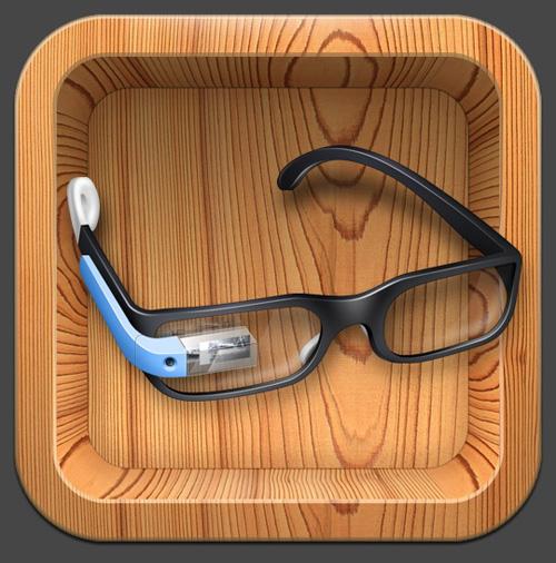 iGoogle Glasses iOS App Icon
