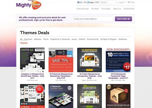 WordPress Themes and Templates