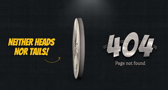 404 Error Page Designs-11