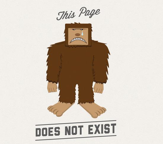404 Error Page Designs-16