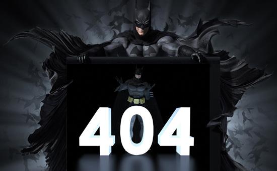 404 Error Page Designs-23