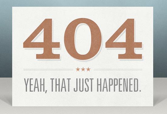 404 Error Page Designs-26