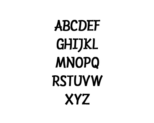 Chispa Free Font Typography / Lettering