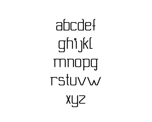 Free Font Typography / Lettering