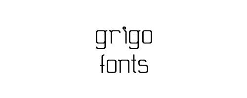 Grigo Free Font