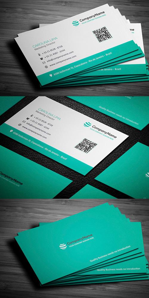 Business Cards Design - 11