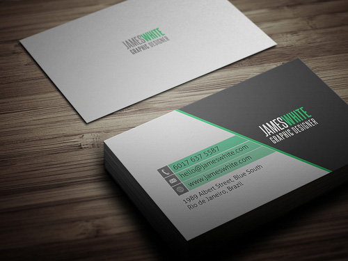 Business Cards Design - 18