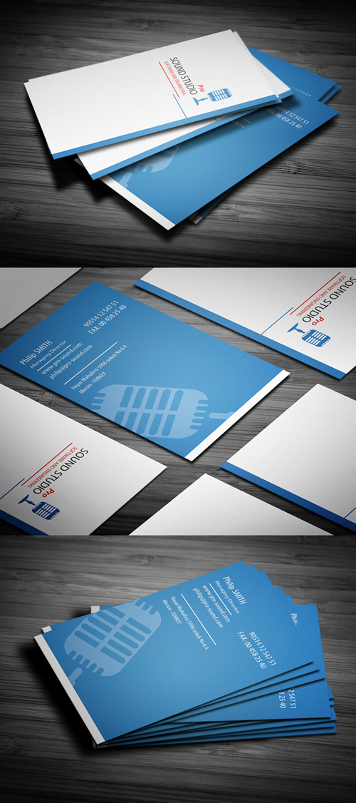 Business Cards Design - 26