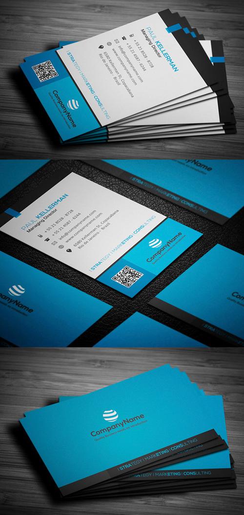 Business Cards Design - 3