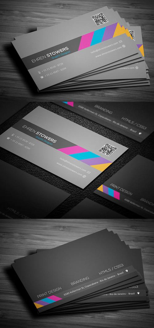 Business Cards Design - 6