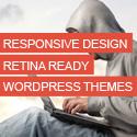 Post thumbnail of Responsive Design / Retina Ready WordPress Themes