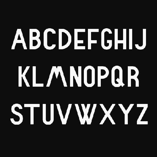 Rhyder free font