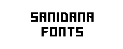 Sanidana Free Font