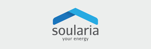 SOULARIA | YOUR ENERGY Logo Design