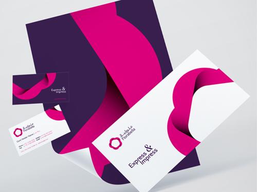 Florabella Identity Branding letterhead