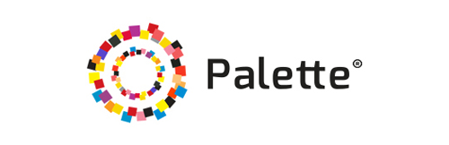 Palette / Visual Identity Logo Design