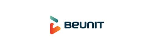 Beunit Logo Design