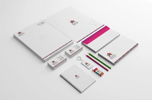 Vertex Branding letterhead