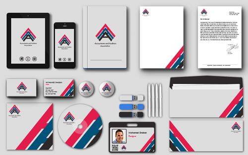 Accountants and Auditors Association Branding letterhead