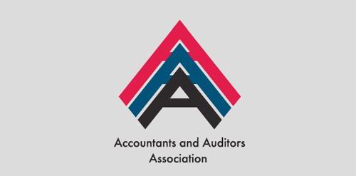 Accountants and Auditors Association Logo Design