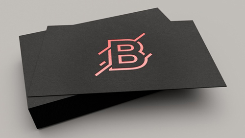Personal Identity Business card