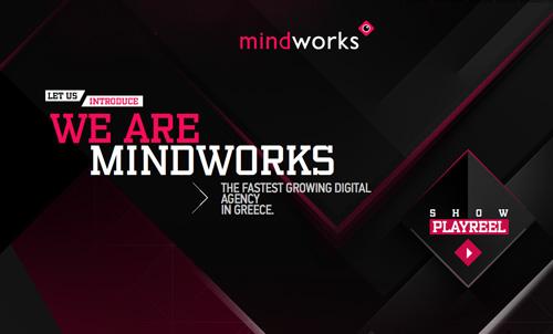 Mindworks One Page Website Design