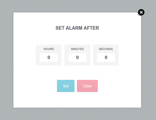 Adding Alarms to the Digital Clock