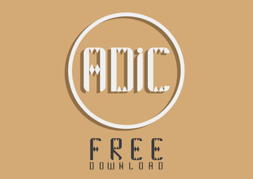 Adic Free Font