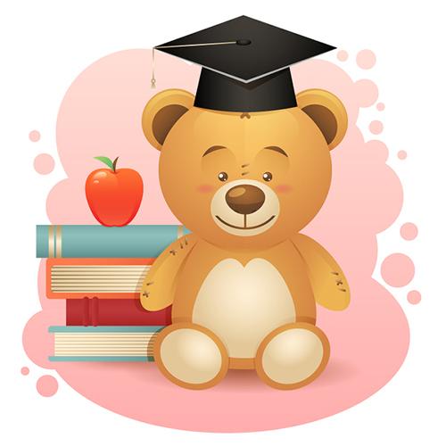 Create a Simple School Teddy Bear in Adobe Illustrator