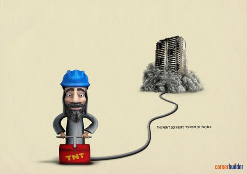 Career Builder: Osama Print Advertising