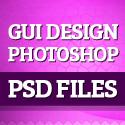 Post thumbnail of 52 Fresh GUI Design Photoshop PSD Files