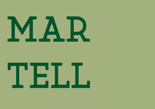 Martell Free Font