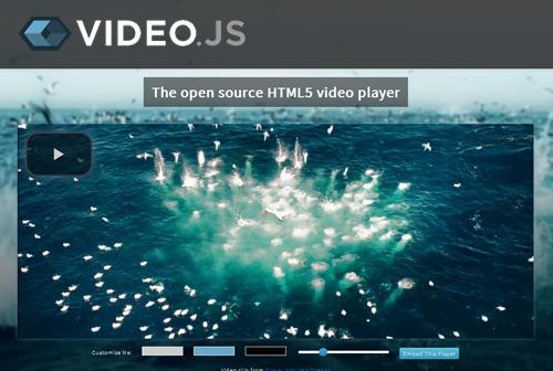 Video.JS - HTML5 Video Player
