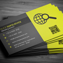 Post Thumbnail of 20 High Quality Corporate Business Cards