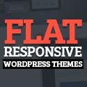Post Thumbnail of 30 Flat UI WordPress Themes