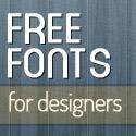 Post Thumbnail of 20 Fresh High Quality Free Fonts