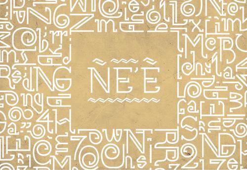 NE'E Font