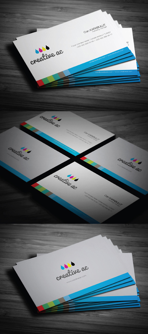 Business Card Design 15
