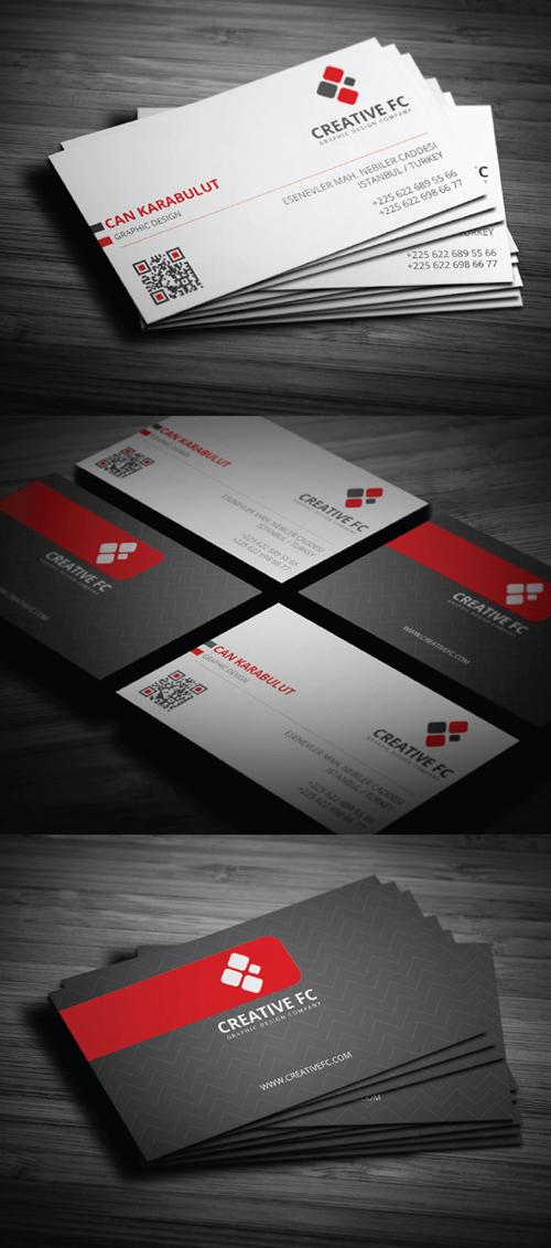 Business Card Design 17