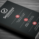 Post Thumbnail of 21 High Quality Professional Business Cards