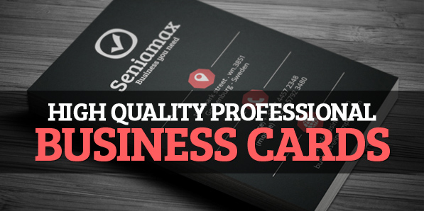 21 High Quality Professional Business Cards