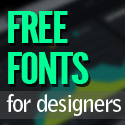 Post Thumbnail of 20 Super Free Fonts for Designers