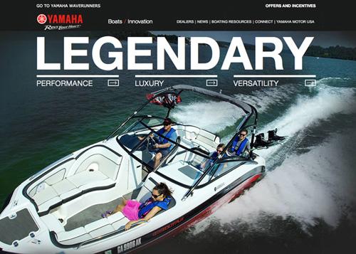 Big typography in website design - 5
