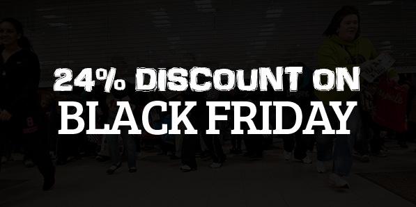 24% Discount on Black Friday: Create Fantastic Online Portfolios with Portfoliobox