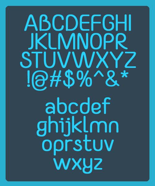 Yaahowu Font