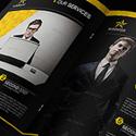 Post Thumbnail of 15 Beautiful Print Ready Business Brochure Designs